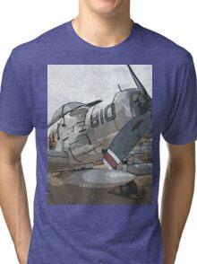 Skyraider Tri-blend T-Shirt