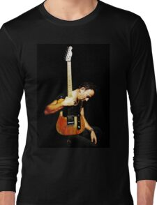 Bruce1 Long Sleeve T-Shirt