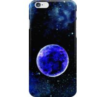 The Blue Planet iPhone Case/Skin