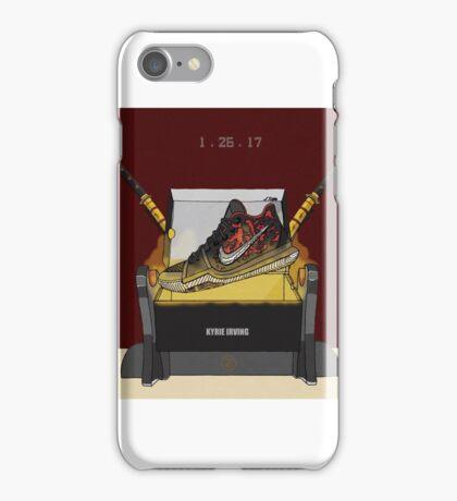 Kyrie 3 Samurai iPhone Case/Skin