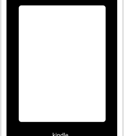 Kindle Sticker