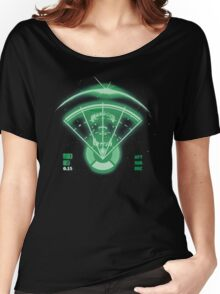 Alien Tracking Women's Relaxed Fit T-Shirt