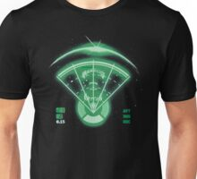 Alien Tracking Unisex T-Shirt