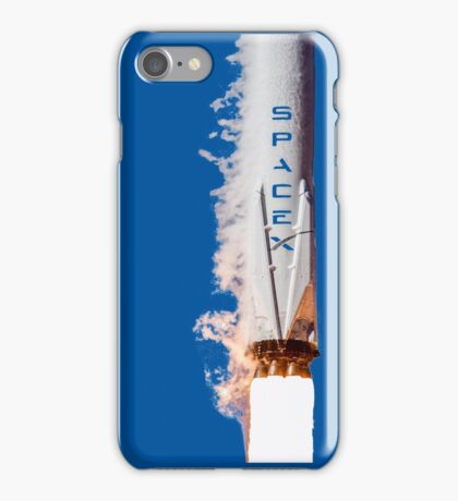 SpaceX Falcon 9 Launch iPhone Case/Skin