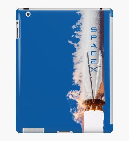 SpaceX Falcon 9 Launch iPad Case/Skin