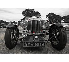 Aston Martin Roadster  Photographic Print
