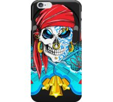 Dueling Fiddles; Skulling Series iPhone Case/Skin