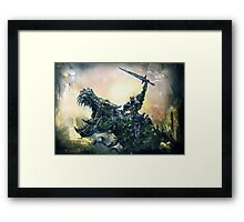 Age of Extinction Framed Print