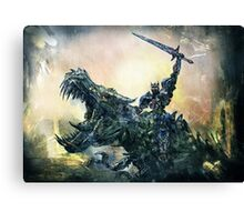 Age of Extinction Canvas Print