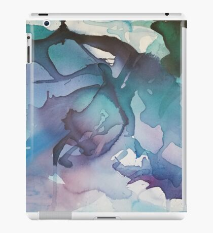 Flowing Abstract 7 iPad Case/Skin