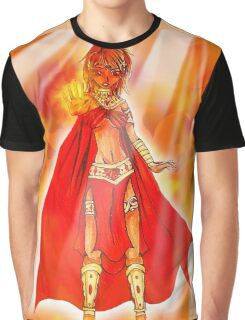 Goddess of fire and sun Graphic T-Shirt