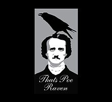 That's Poe Raven by wolfehanson