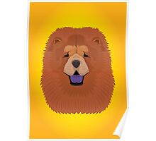 Chow Chow Poster