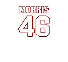 NFL Player Alfred Morris fortysix 46 Photographic Print