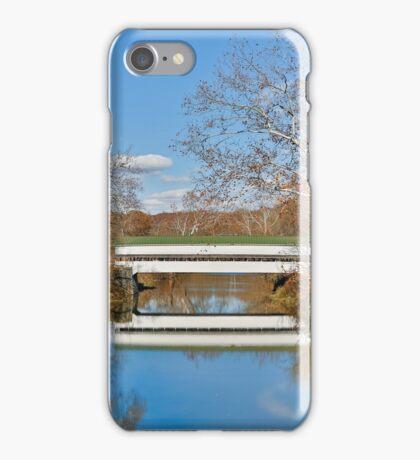 Westport Covered Bridge iPhone Case/Skin