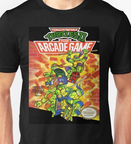 Tmnt - Arcade Game Unisex T-Shirt