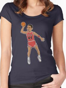 Airbama Women's Fitted Scoop T-Shirt