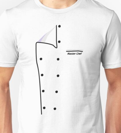 Chef Jacket Funny Chef Shirts Unisex T-Shirt