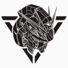 Gundam NU RX93 Black by garistipis