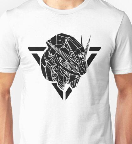 Gundam NU RX93 Black Unisex T-Shirt