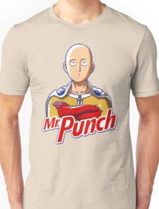 Mr. Punch Unisex T-Shirt