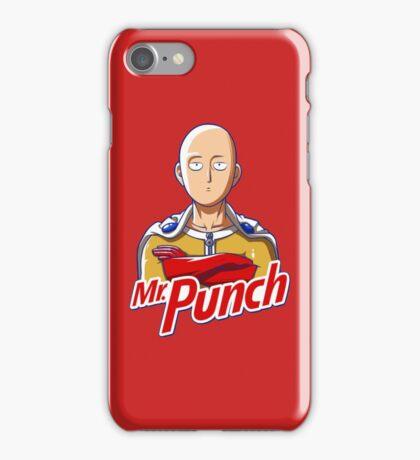Mr. Punch iPhone Case/Skin