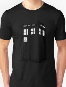 Warhol Tardis Unisex T-Shirt