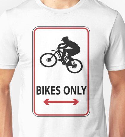 MTB up Unisex T-Shirt