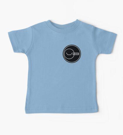 Von Braun Logo (Small) Baby Tee