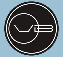 Von Braun Logo (Large) Kids Tee