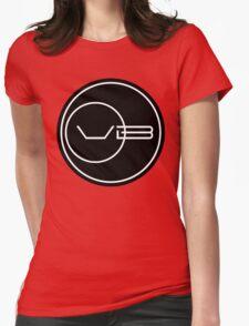 Von Braun Logo (Large) Womens Fitted T-Shirt