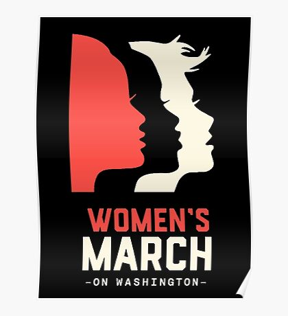 Women's March on Washington 2017 Official Poster