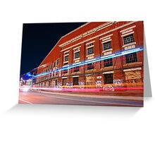 Old Fremantle Woolstores Building  Greeting Card