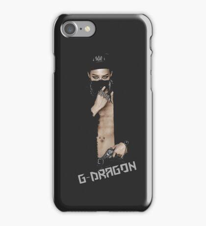 gdragon - KWON JIYOUNG iPhone Case/Skin
