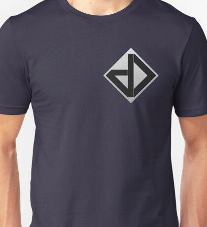 Datadyne (Small Logo) Unisex T-Shirt