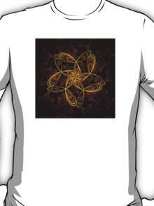 ©DA FS Yellow And Red FX2D. T-Shirt