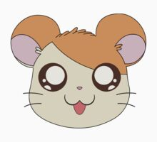 Hamtaro's Head by LynchMob1009
