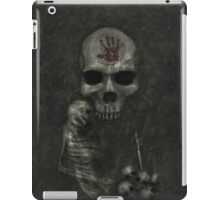 Dark Brotherhood Door iPad Case/Skin