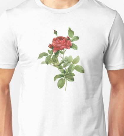 Red rose lll Unisex T-Shirt