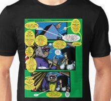 Bird of Steel Comix – # 6 of 8 -  (Red Bubble POP-ART COLLECTION SERIES)  Unisex T-Shirt