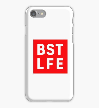 Best Life! Unique Style iPhone Case/Skin