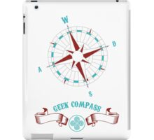Geek Compass iPad Case/Skin