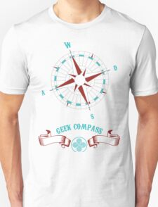 Geek Compass Unisex T-Shirt