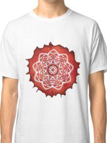 Watercolour Mandala Pattern  Classic T-Shirt