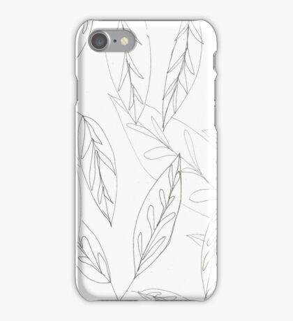 Lost In Leaves iPhone Case/Skin