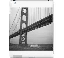Golden Gate Bridge | San Francisco iPad Case/Skin