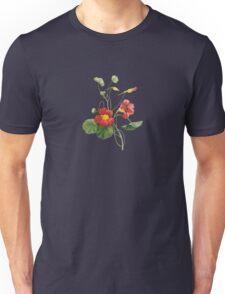 Red fower Unisex T-Shirt