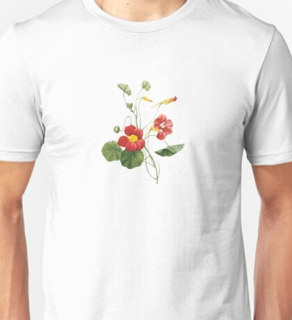 Red fower Unisex T-Shirt