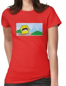Dento Womens Fitted T-Shirt
