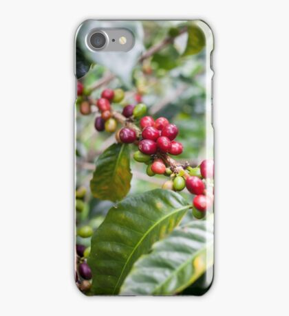 Young and strong! = coffee time iPhone Case/Skin